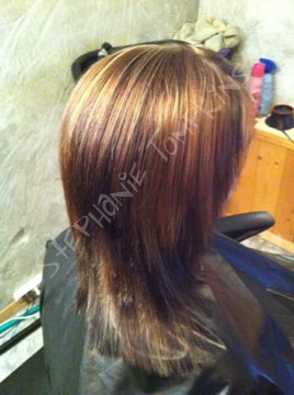three color foils