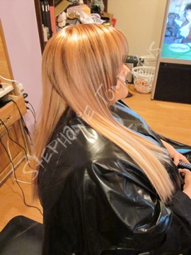 track and sew extensions