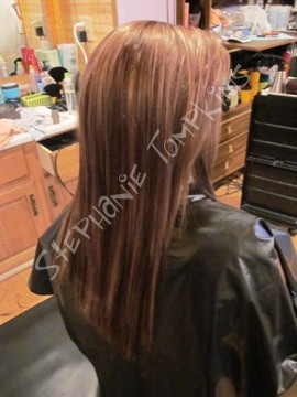 two color foils