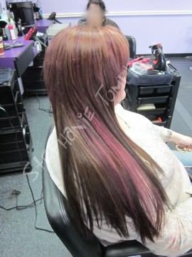 color and track extensions